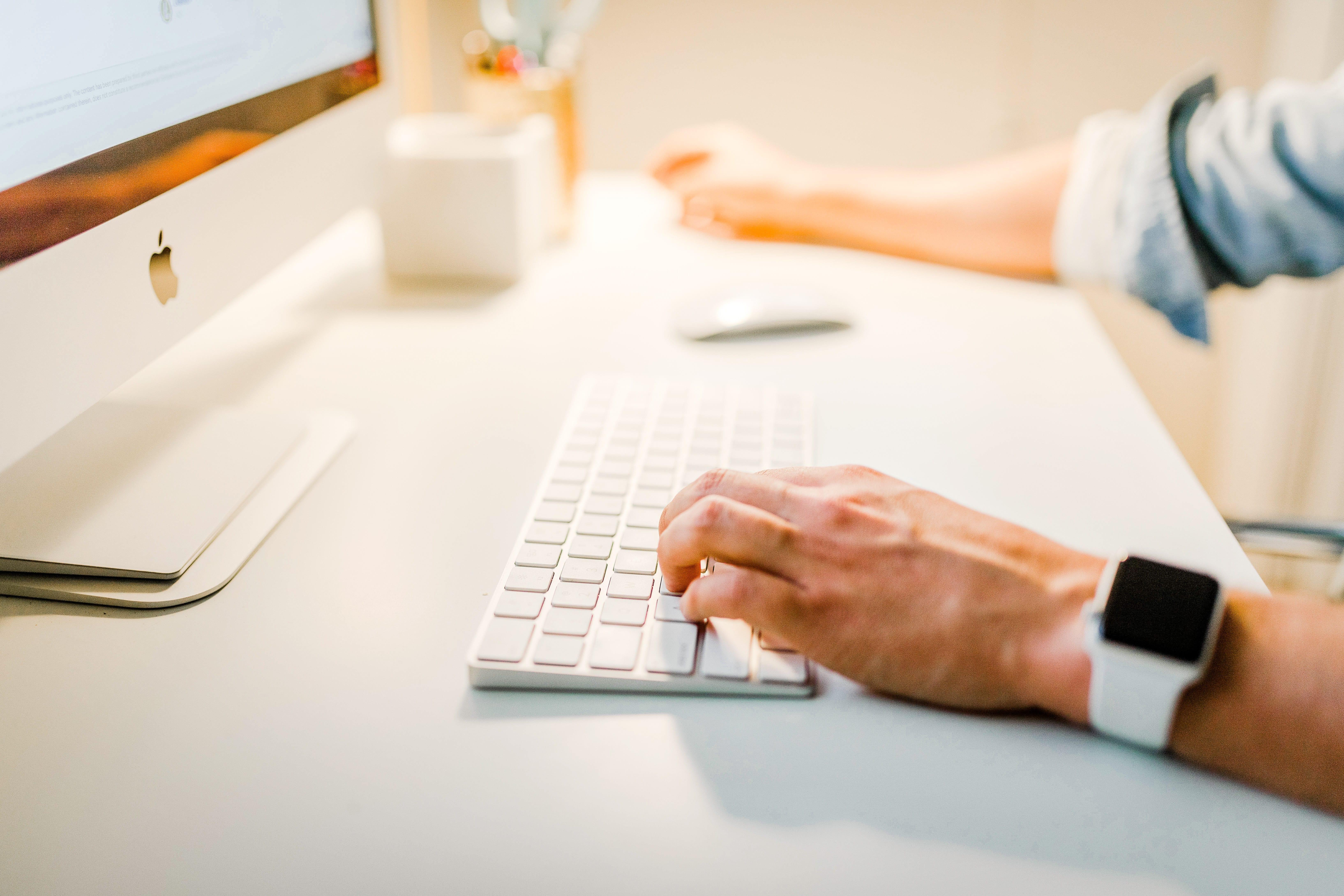 desk keyboard