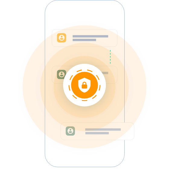 Secure law firm app